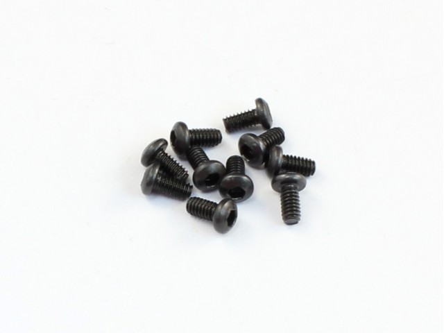 Roche - M2x4mm Roundhead Screw, 10 pcs (530009)
